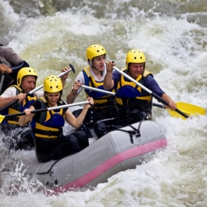 whitewater rafting in krakow